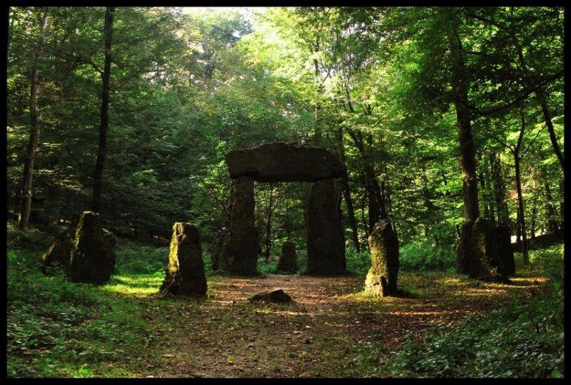 druidisme druide rituel magie encens