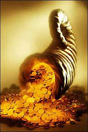 abondance argent or finances rituel magie encens