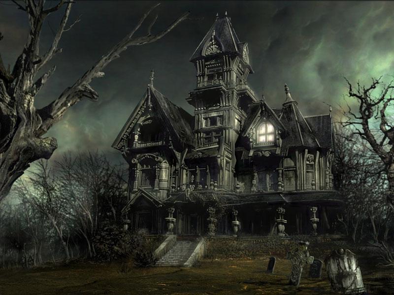 maison hanté purification entité fantome esprits encens