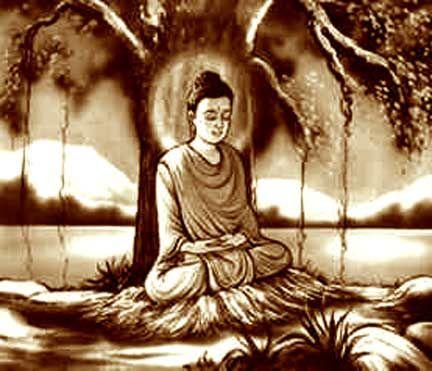 meditation bouddha zen encens