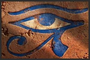 oeil horus protection encens magie rituel
