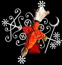 vaudou hoodoo vodun santeria macumba protection encens magie noire rituel sorcellerie