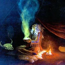 purification encens magie rituel