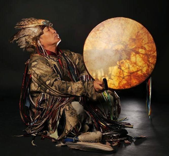 shamanisme shaman encens rituel voyage transe